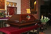 Copernicus Coffin