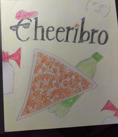 Ashlyn's Brotastic Cereal Box Design