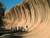 Another reason why the Wave Rock should be a world heritage site?