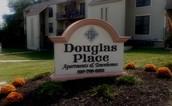 COME TO DOUGLAS PLACE