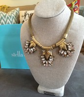 Helena Statement Necklace $60