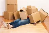 10 Ways To Make Sure You Don't Go Insane When You're Moving