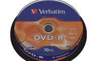 DVD-R 10UNIDADES POR SOLO 4,80€