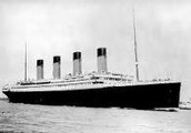 The titanic leaves from Southampton on April 10!