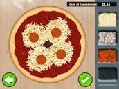 Motion Math Pizza