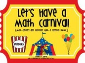 Claxton's Chicken Dinner and Math Carnival