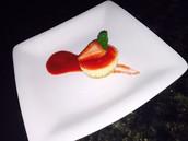 Strawberry Cheese Cake Cupcake
