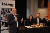 Rosario firmó un convenio de promoción turística recíproca con Bariloche