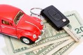Paying your car loan.