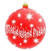 Merry Christmas In Filipino Language
