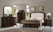 Cornwall Bedroom Set [ Queen ]