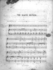 Music in slavery!