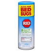 Rid home lice, bed bug, and dust mite spray