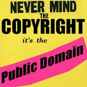 Copyright and public domain