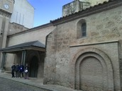 Church of San Vicente.