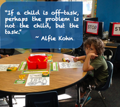 If a Child is Off-Task.....