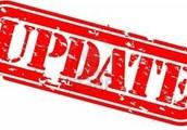 Grade Update  ~ For 18 & 16  Week Schedules