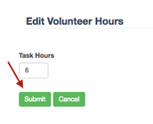 Edit Your Hours