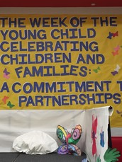 Let's Celebrate our Youngest Learners