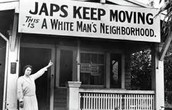 How has discrimination affected & shaped America in the past?