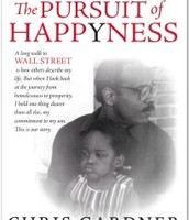 """The cover of the book """"The Pursuit of Happyness"""""""