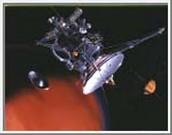 Cassini Space shuttle
