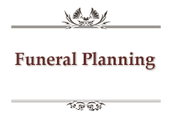 Well... As Fun As Funeral Planning Can Get