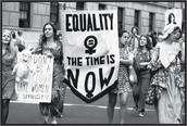 How are women treated differently then men in the world currently?