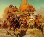 Defeat of the Aztecs