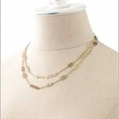 Avalon Station necklace $24.50