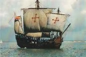 Christopher columbus boat