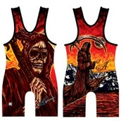 Really sweet wrestling singlets