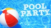 Pool Party & Awards Ceremony June 4th