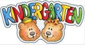 Kindergarten Preregistration