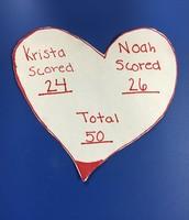 Krista & Noahs Score