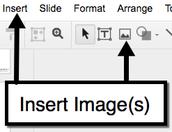 Step 1:  Insert Image