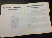 Our Sketch and Explanation of Our Invention