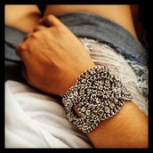 Petra Braided Bracelet - £85