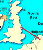 Holland is where they fled to