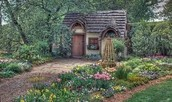 I shall have a cottage near the woods