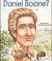 Daniel Boone, a Pioneer and a Relative