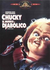 Chucky el muñeco diabolico.