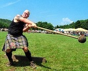 The Scottish Hammer Throw