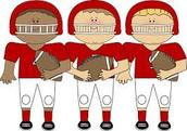 3rd & 4th Grade Football Sign Up