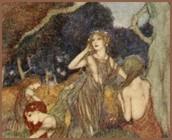 Nymphs and Naiads