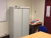 Untidy classrooms