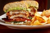 Grilled Chicken Sandwich - $6.99