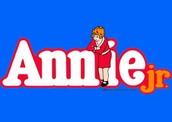 Annie Jr. Musical Next Week