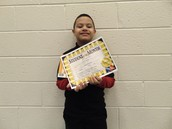 William Santiago - Third Grade