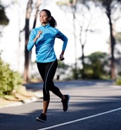 Why should you go running?